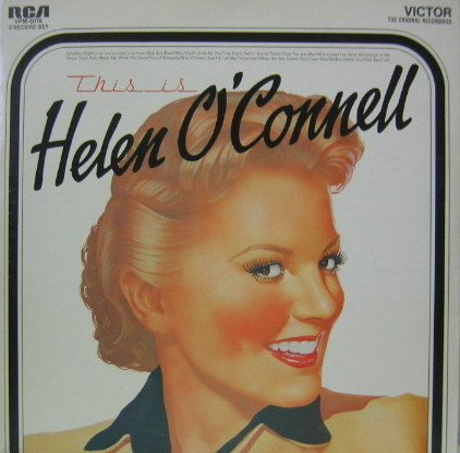 HELEN O'CONNEL - This is Helen O'Connel  (2LP)
