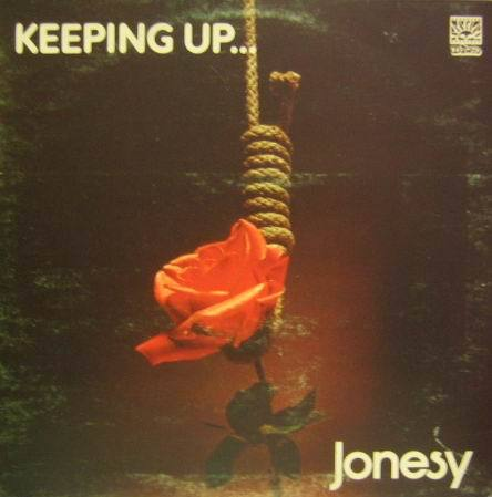JONESY - Keeping Up...