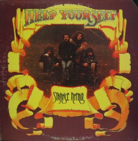 HELP YOURSELP - Strange Affair