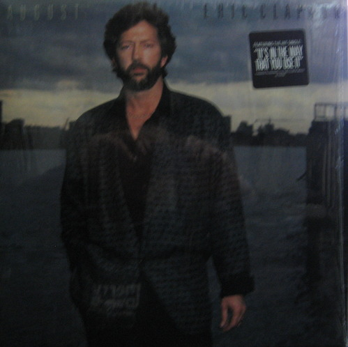 ERIC CLAPTON - August