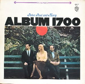 Peter, Paul And Mary - Album 1700