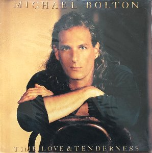 MICHAEL BOLTON - TIME, LOVE & TENDERNERSS (미개봉)