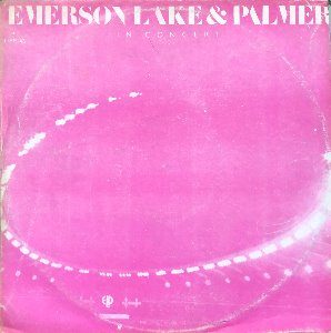EMERSON, LAKE & PALMER - IN CONCERT (해적판)