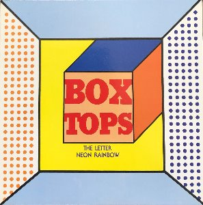 Box Tops - THE LETTER/NEON RAINBOW