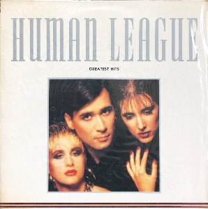 Human League - Greatest Hits (미개봉)