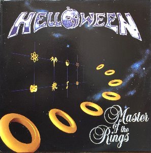 HELLOWEEN - MASTER OF THE RINGS (가사지)