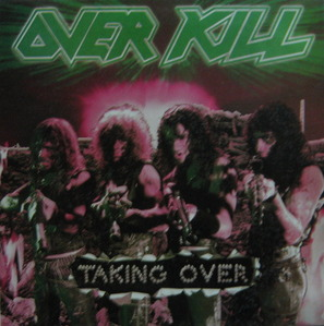 OVERKILL - Taking Over (준라이센스)