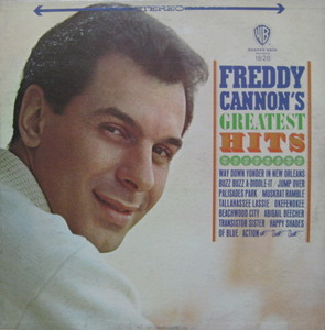 FREDDY CANNON - Greatest Hits