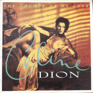 "CELINE DION - THE COLOUR OF MY LOVE (""해설지/Power Of Love"")"