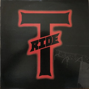 "T-RIDE (Zombies from Hell) ""해설지"""