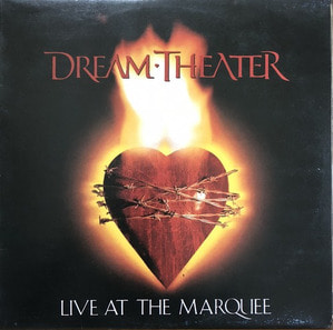 DREAM THEATER - LIVE AT THE MARQUEE (해설지)