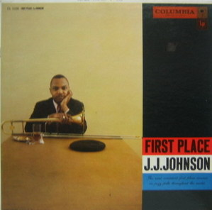 J.J.JOHNSON - First Place