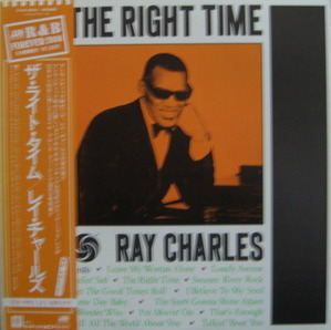 RAY CHARLES - THE RIGHT TIME