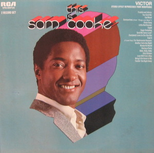 SAM COOKE - This Is Sam Cooke (2LP)