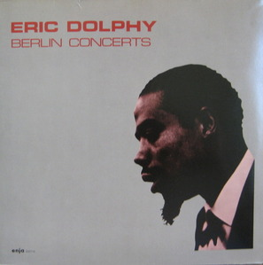 ERIC DOLPHY - Berlin concerts (2LP)