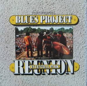 "BLUES PROJECT - REUNION IN CENTRAL PARK (""AL KOOPER"")"