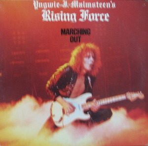 YNGWIE J. MALMSTEEN - RISING FORCE / MARCHING OUT