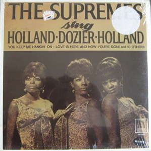 SUPREMES - SING HOLLAND DOZIER HOLLAND