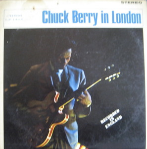 "CHUCK BERRY - In London (""VERY RARE FIRST LABEL"")"