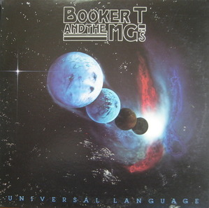 BOOKER T AND THE MG's - UNIVERSAL LANGUAGE