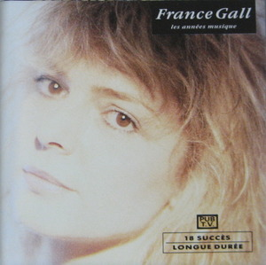 France Gall - Les Annees Musique (CD)
