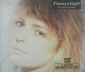 France Gall -  Les Annees Musique (2CD)