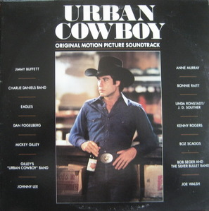 URBAN COWBOY - Soundtrack (2LP)