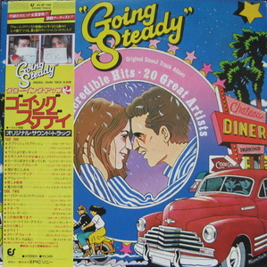 "Going Steady - Original Sound Track Album (""Ray Peterson-Tell Laura I Love Her"")"