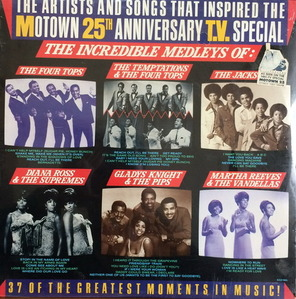 MOTOWNS 25TH ANNIVERSARY T.V. SPECIAL