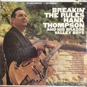 Hank Thompson and His Brazos Valley Boys - Breakin' the Rules
