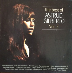 Astrud Gilberto - The Very Best Of Astrud Gilberto 2