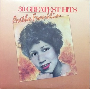 ARETHA FRANKLIN - 30 GREATEST HITS (2LP)
