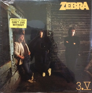 "ZEBRA - 3.V  (""Lyrics Hard Rock"")"