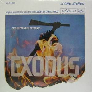 EXODUS - Original Soundtrack