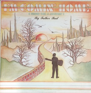 "FATHER PAUL - I'm Comin' Home/Songs For A Journey (""오리지날 싸인자켓"")"