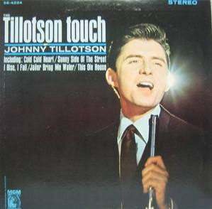 JOHNNY TILLOTSON - The Tillotson Touch