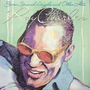 "RAY CHARLES - Seven Spanish Angels & Other Hits (""FOR PROMOTION ONLY/Original FIRST Pressing"")"