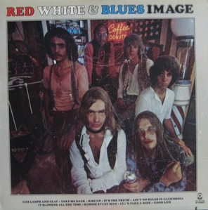 BLUES IMAGE - Red White & Blues Image