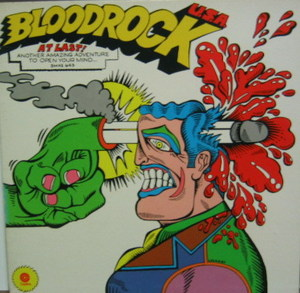 BLOODROCK - At Last Blood Rock USA