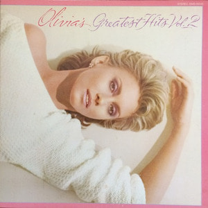 "OLIVIA NEWTON JOHN - Olivia's Greatest Hits Vol.2 (""해설가사지"")"