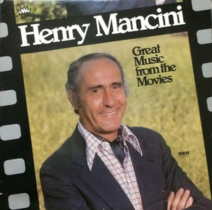 "Henry Mancini - Great Music From The Movies (""Pink Panther 외...."")"