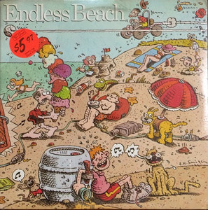 "ENDLESS BEACH - VARIOUS ARTISTS / SPELLBINDERS, MAJOR LANCE (""R&B & Soul"") 2LP"