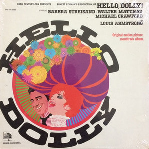 "HELLO DOLLY - OST (""BARBRA STREISAND LOUIS ARMSTRONG JERRY HERMAN"")"
