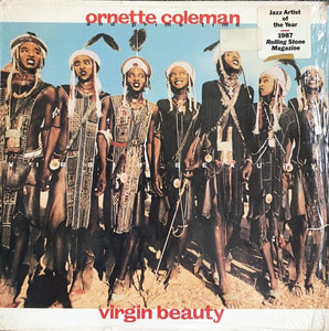 "ORNETTE COLEMAN AND PRIME TIME - VIRGIN BEAUTY (""Contributing Artists/Jerry Garcia"")"
