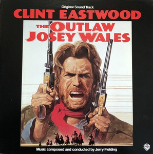 THE OUTLAW JOSEY WALES / CLINT EASTWOOD - OST' (해설지)