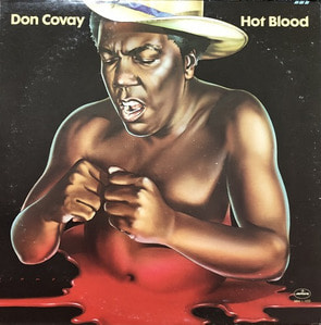 DON COVAY - HOT BLOOD (R&B & Soul)