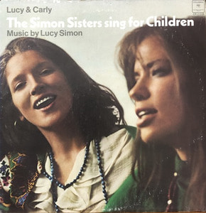 LUCY & CARLY - The Simon Sisters Sing For Children