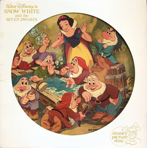 "Walt Disney's ""Snow White And The Seven Dwarfs"" - OST / US Picture"