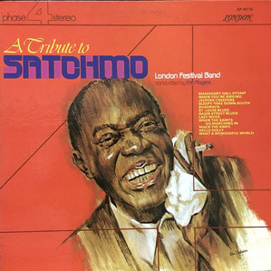 Eric Rogers / London Festival - A Tribute To Satchmo