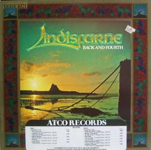 LINDISFARNE - Back And Fourth